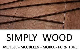 Logo de Simply Wood